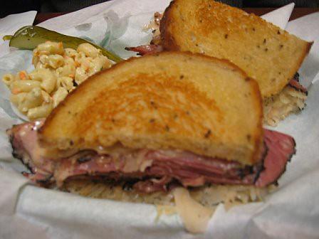 The Rachel sandwich, Miller East Coast West Coast Deli, SF | Flickr ...