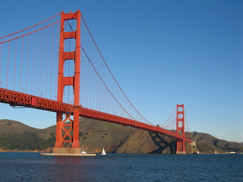 Golden Gate Bridge by Salim Virji