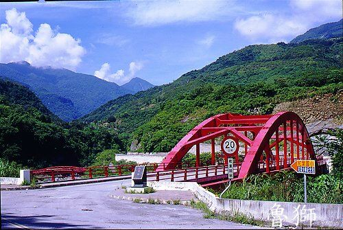 U020台東延平紅葉溫泉紅葉橋