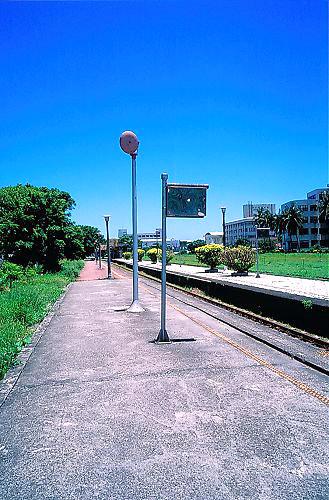 U183台東舊鐵道自行車道