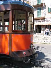 Port de Soller tram