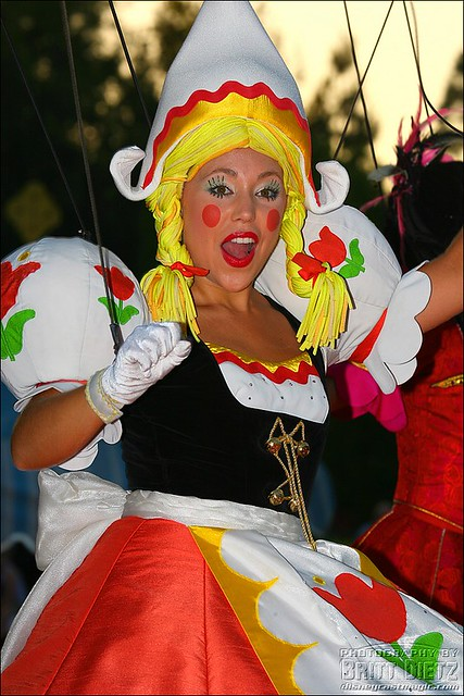 500 Credit Score >> Pinocchio Float Dutch Girl Marionette - a photo on Flickriver