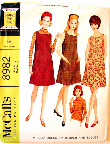 1967 Jumper pattern