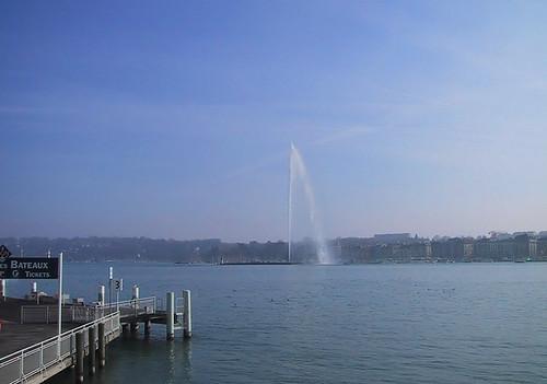Genf 2004 - Jet d'Eau