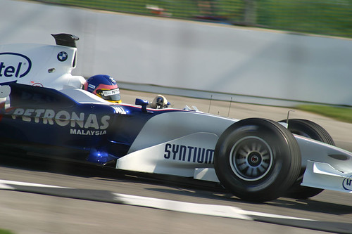 Jacques Villeneuve - Sauber BMW