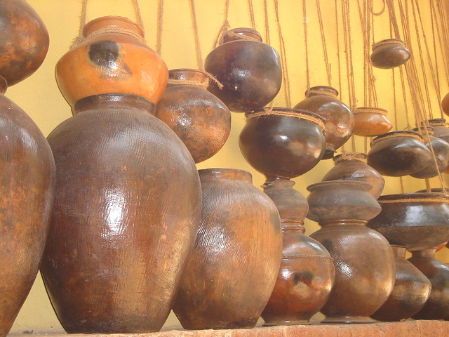 Goa's pots... Victor Hugo Gomes' collection