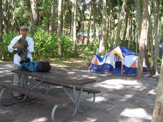Manatee Hammock Campground Flickr Photo Sharing