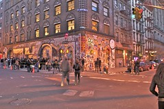 4:50pm Saturday December 16, 11 Spring Street, NYC