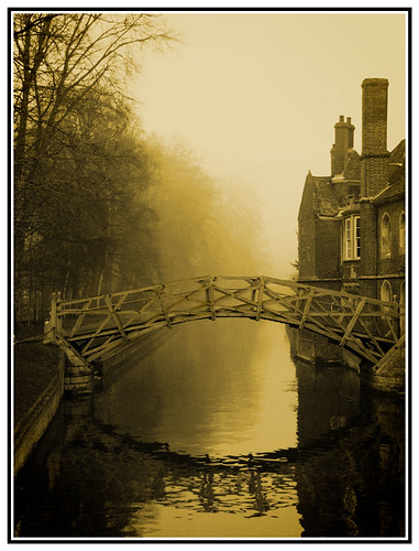 Mathematical Bridge- Queen's College