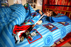 nick took his light saber to bed    MG 8233