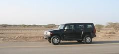 automobile, sport utility vehicle, vehicle, hummer h3, bumper, land vehicle,