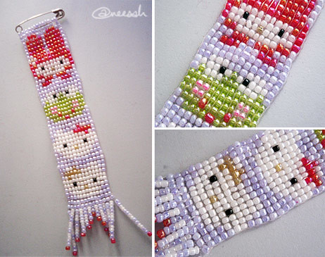 Hello Kitty's Crafts - How groovy did you say you were?