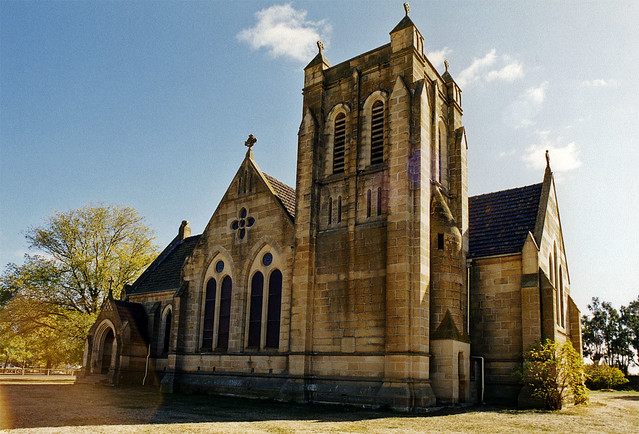 St Michael's, Bothwell