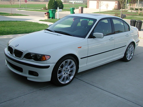 2004 Bmw 330i Zhp Performance Package 2004 Bmw 330i