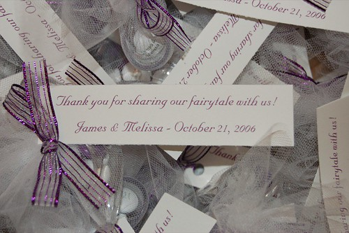 5 Creative Ideas For Wedding Favors