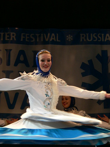 Russian Winter Festival in London