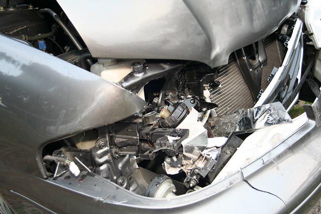 Car crash - Picture 002