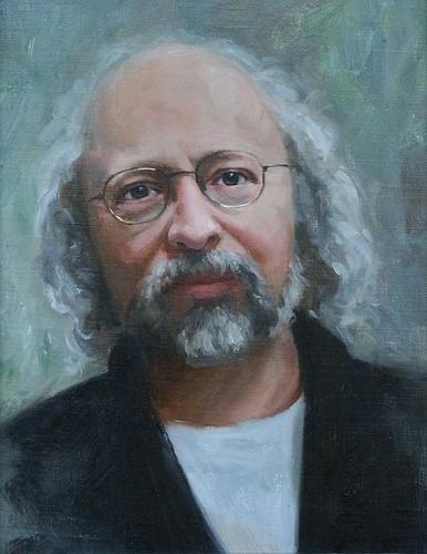 Steven Forrest, author