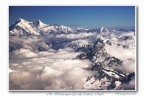 2005 nepal mountain may himalaya everest 8000 高山 尼泊爾 shishapangma 聖母峰 swinelinfavorite