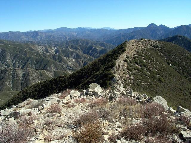 Condor Peak via Trail Canyon 044