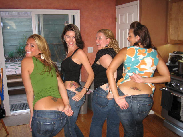 Wife Tramp Stamp