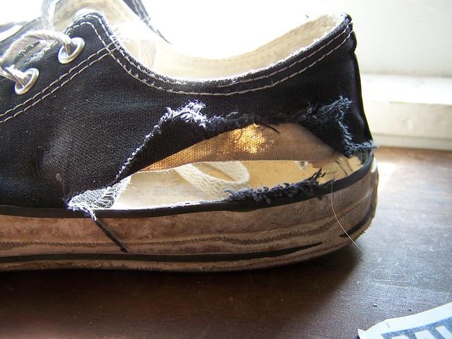 chuck heel
