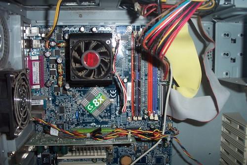Problem OBSD i386 install