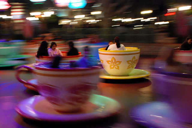 Teacup in a Tempest