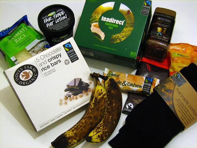 Fairtrade fortnight!