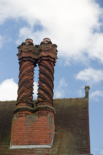 detail of chimneys 2