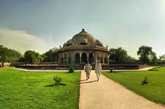 Delhi - Tombe d'Ali Isa Khan Niazi - 23-02-2007 - 15h11