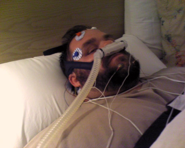 CPAP Titration Study Testing - Sleep Education