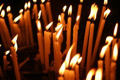 candle, light, hanukkah, darkness, lighting,