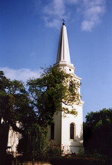 St Mary's Church, Fort St. George