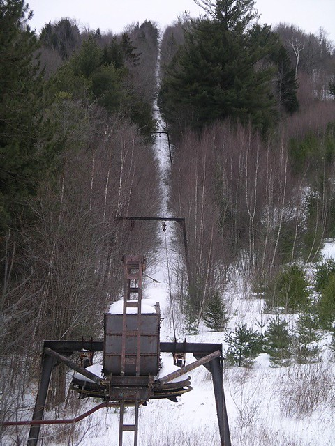 Flickriver: Most interesting photos from Abandoned Ski ...