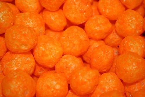 Mmmmm....Cheeseballs