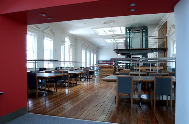 Dublin City Library & Archive - Reading Room