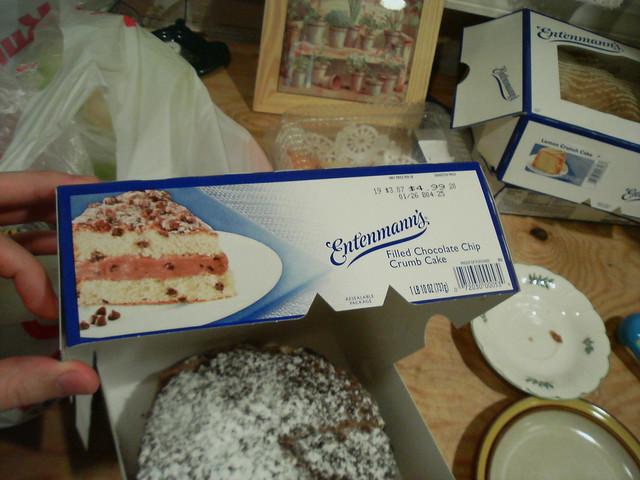 Entenmann S Chocolate Fusge Cake
