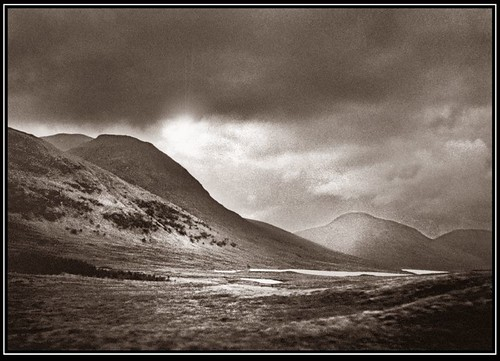 Mountains of Wester-Ross, Scotland