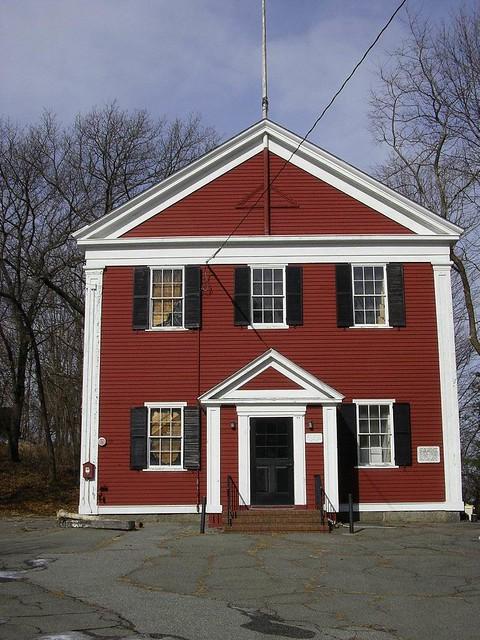Little Red Schoolhouse Restaurant Hanover Pa