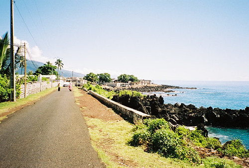 Near Foumbouni, Comoros, 2004