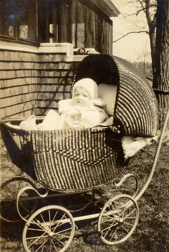 The Baby Stroller A Visual History