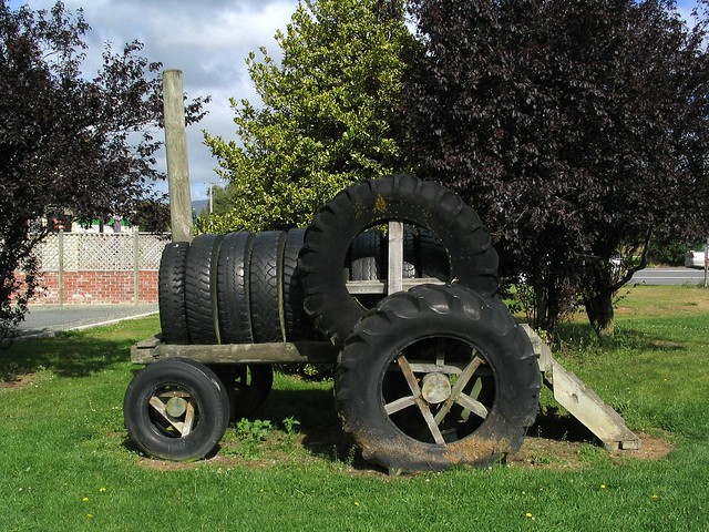 Tyre Tractor