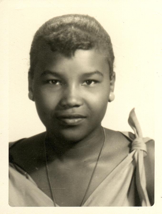 My mother: Laverne Jones Wilhite