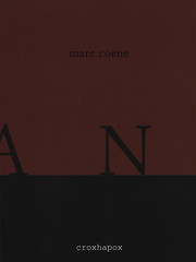 LAN Marc Coene isbn 97890-76593-07-4 D/2007/8545/1 February 2007  front