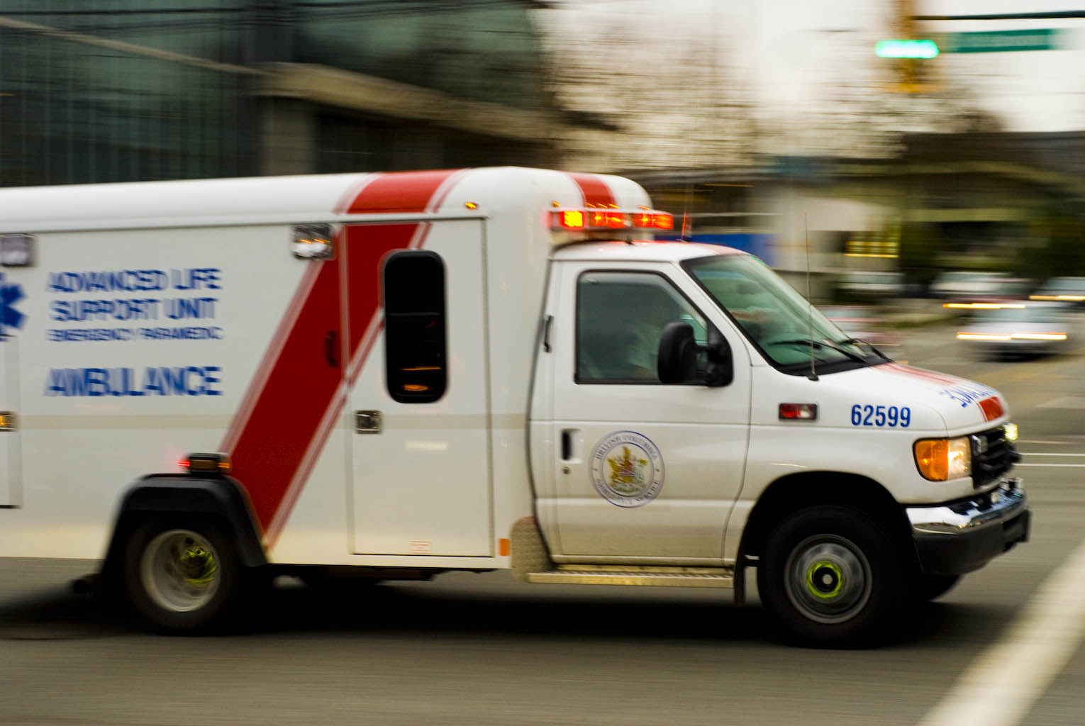 Study Shows Self Driving Ambulances Still Freak People Out