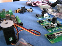 robot(0.0), motherboard(0.0), personal computer hardware(1.0), machine(1.0), microcontroller(1.0), electronics(1.0), electronic engineering(1.0),