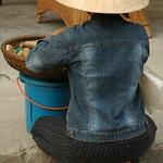 Street Vendor - Hoi An, Vietnam