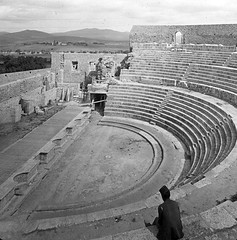 Guelma, Algeria - Roman Theatre