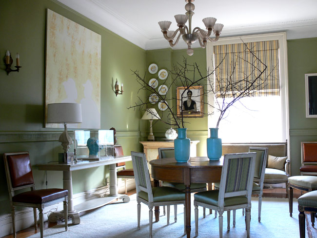 Color of the month green decor8 - Sage green complementary colors ...